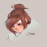 Mei by simoneferriero