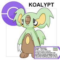 koalypt old by Cerulebell