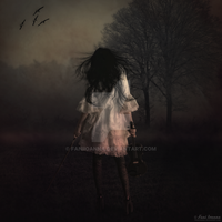 The melody of loneliness by FaniIoanna
