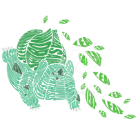 Bulbasaur by Drindex