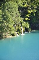 Lakes of Plitvice by MoonBeam3100