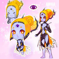 Amra Page by Getanimated