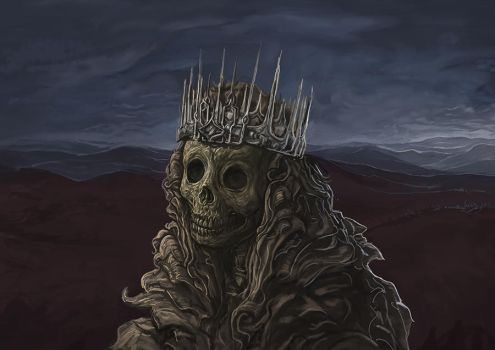 The Lich by Dystoper