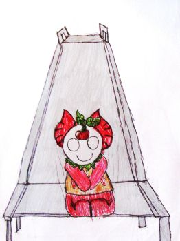 Abby The Onisheep: I'll Let it Slide by CRG-Free