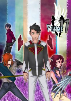 Forme 11 by symbiotes021