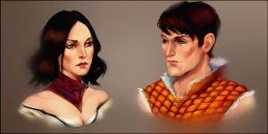 Bethany and Carver by ReMemoir