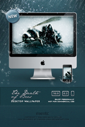 Death of Bees Wallpaper Pack by mgilchuk