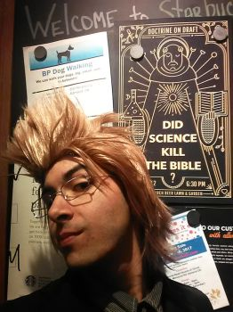 did science kill the bible noct? by shikamaruluffy