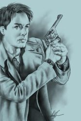 Captain Harkness by Totalrandomness