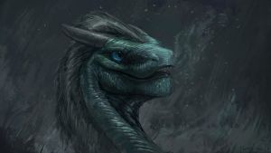 Boreal dragon hatchling by ThemeFinland