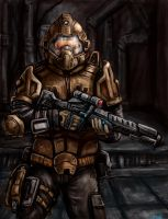 Future Soldier by james-olley