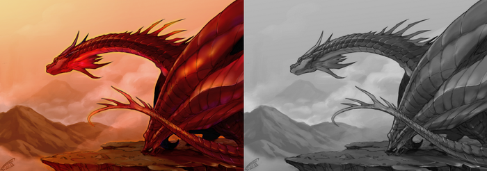 Wyvern by Tomycase