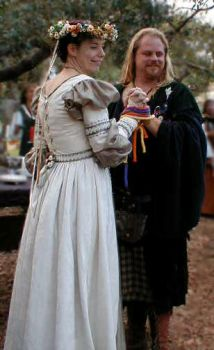 A Wiccan Wedding by FaerieWench