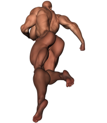 Stock-290lb-6ft6in-20bi-Warrior-P14-A08-Keiko27 by ShadowRx