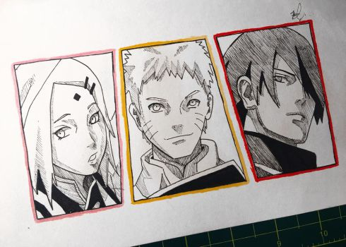 Team 7 by artxnoa