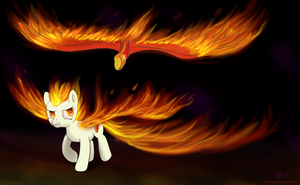 The Pheonix Master - Revisited by HalflingPony