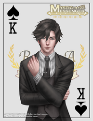 King of Spades Jumin by sasusaku-uchiha0718