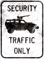 Security Traffic Only by MouseDenton