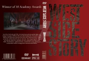 DvD cover: West Side Story by The-Path
