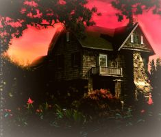 Home Sweet Home by JassysART