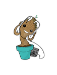 shake your groot thing by my-little-native
