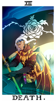 tarot comm - death by corycatte