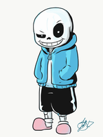 Day 4: Sans by techfreak107