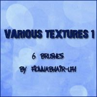 Brushset: Various Textures by ivelt-resources