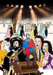 Brush Up Your Shakespeare - Colour Version by Cotterill23