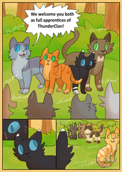 Warriors: Night and Fire Page 40 by Burrferns