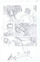 Fantastic Four Page 2 by aminamat