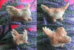 Meinya needle felted toy by CatOfRAGE