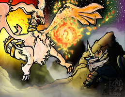 Reshiram used fire something something flare by Songficcer