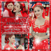 Photopack Ariana by Annalittlemonster