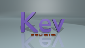 kevstudio new logo et intro by evin279