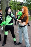 Shego - Kim Possible Cosplay by Yubisaki