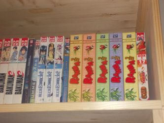 My first anime DVD collection updates by gekkodimoria