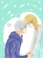 30 DAYS WITH JELSA - DAY 4 In Frozen Romance by devilCiel-Chan