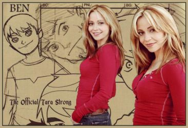 Tara Strong - Fall 2006 by leftforever