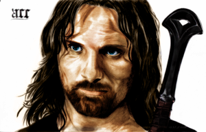Aragorn by Couiche