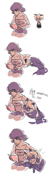 Pay Attention To Me by Clovercard