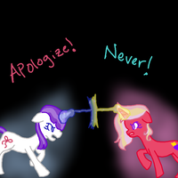 Contest: Fight! by Cottoncandycat12