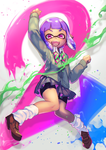 Splatoooooooooon!!! by yyyyy0301