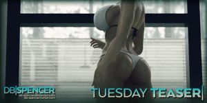 Tuesday Teaser: Stormy and Wet by db-spencer