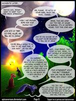 Fallen World - Page 6 - Web Comic - ...is Dark... by EpicSaveRoom