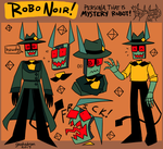 RoboNoir by Slitherbot