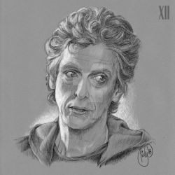 Doctor Who: Twelfth Doctor by rfparker