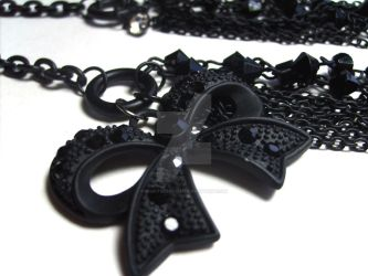 Twilit Melody - Necklace by nightsrequiem