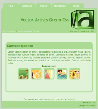 Vector-Artists Green by vector-artists