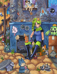 HB: Back Alley Pokeman's by Jyinxe